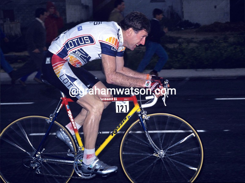 Sean Kelly in the 1992 Ruta del Sol