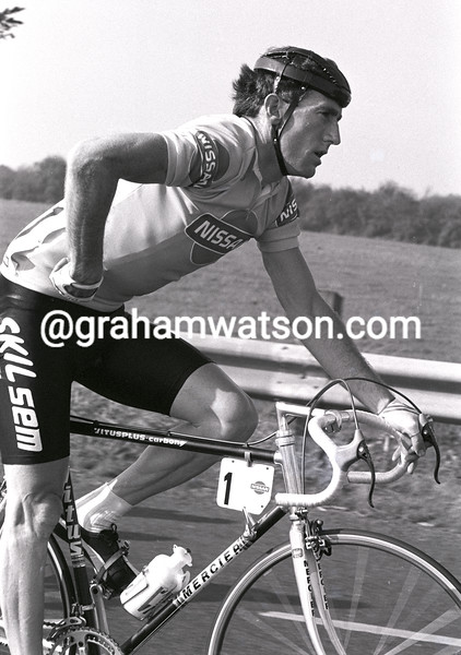 SEAN KELLY IN THE 1988 TOUR OF IRELAND
