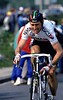 Sean Kelly in the 1990 Amstel Gold Race