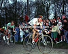 Sean Kelly in the 1992 Paris-Roubaix