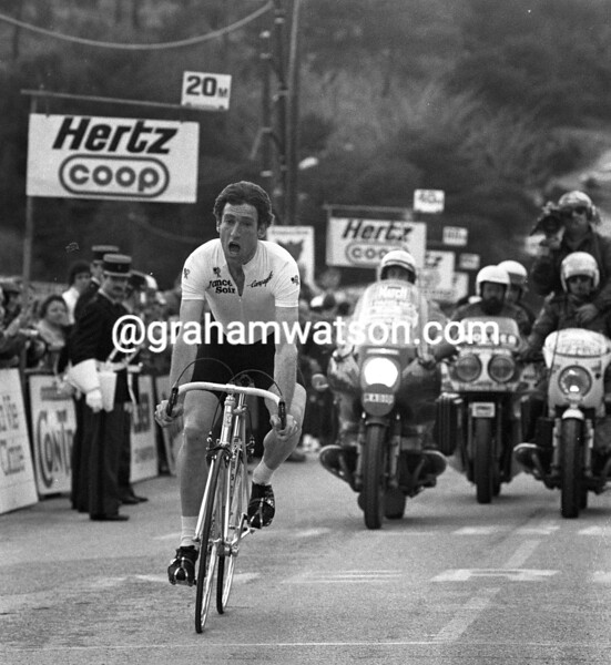 SEAN KELLY IN A PARIS-NICE