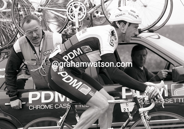 SEAN KELLY AND JAN GIJSBERS