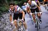 Sean Kelly in the 1985 Giro di Lombardia