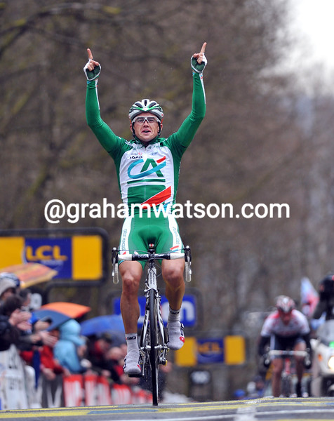 SIMON GERRANS WINS STAGE TWO OF THE 2008 CRITERIUM INTERNATIONAL