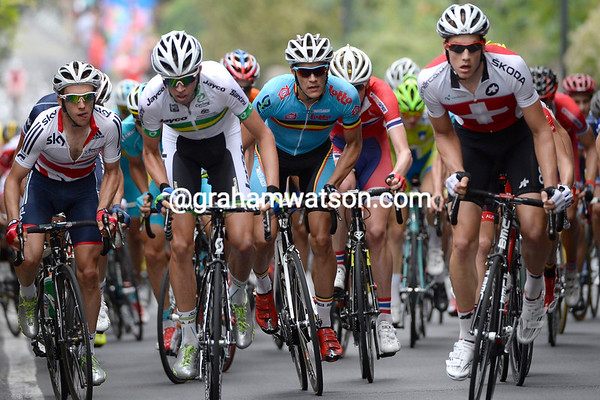 World Road Championship - Mens U-23 Road Race