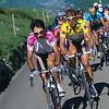 Stefano Guerini paces Jan Ullrich in the 2002 Tour de Suisse
