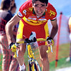 Giuseppe Guerini on a stage in the 1998 Tour de Romandie