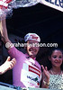 STEPHEN ROCHE WINS THE 1987 GIRO D'ITALIA