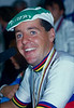 Stephen Roche in the 1987 World Championship