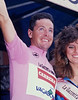 Stephen Roche in the 1987 Giro d'Italia
