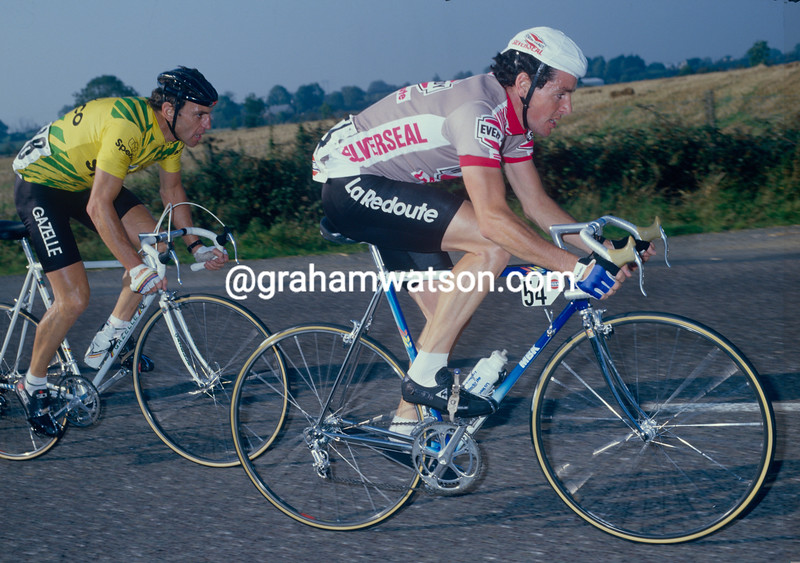 Stephen Roche in the 1987 Nissan Classic