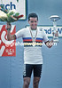 Villach - wielrennen - cycling - cyclisme - radsport - WM - WR - WC - Wereldkampioenschap - World Championships - Route -Road -weg - Stephen Roche  - foto Cor Vos ©1983