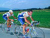 Stephen Roche in the 1993 Tour de France