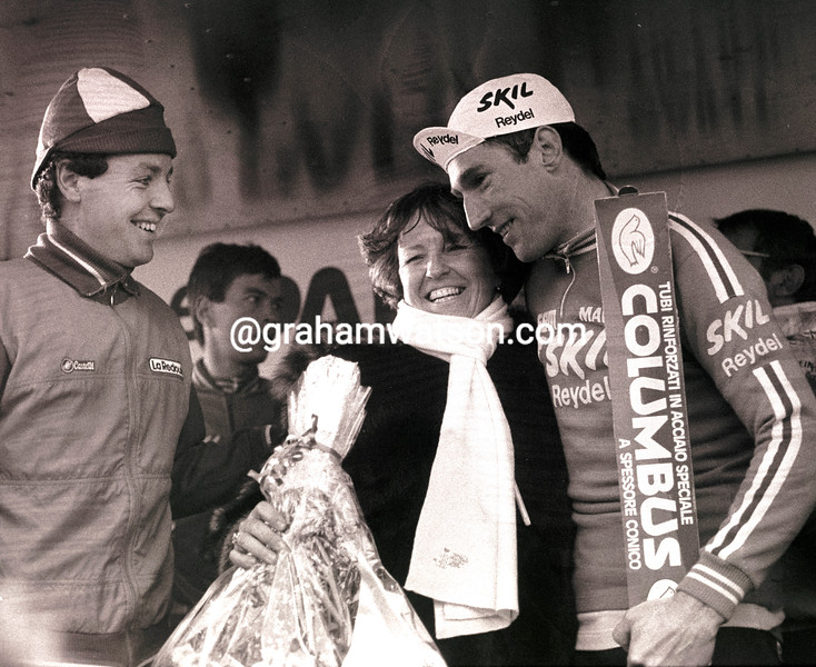 STEPHEN ROCHE AND SEAN KELLY AND JOSETTE LEULLIOT