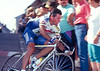 Stephen Roche in the 1993 Criterium de Chateau-Chinon
