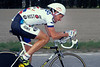 Stephen Roche in the 1990 Criterium International