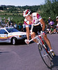 STEPHEN ROCHE IN THE 1989 TOUR OF ITALY