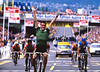 Stephen Roche wins the 1987 World Road Championship