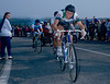 Stephen Roche in the 1987 Liege-Bastogne-Liege