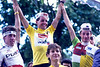Stephen Roche wins the 1987 Tour de France