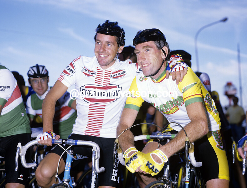 SEAN KELLY AND STEPHEN ROCHE