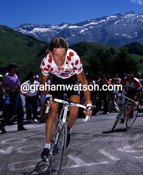 Steven Rooks in the 1988 Tour de France