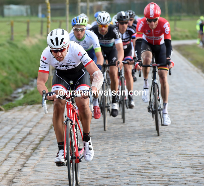 Stijn Devolder in the 2015 E3 Harelbeke