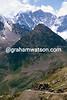 The 2000 Tour de France climbs the Col du Galibier