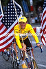 Lance Armstrong after winning the 2000 Tour de France