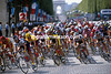 The 2000 Tour de France on the Champs Elysees