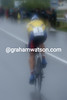 Lance Armstrong in a time trial at the 2003 Tour de France