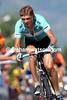 Jan Ullrich at Aix-3 Domaines in the 2003 Tour de France