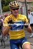 Lance Armstrong celebrates winning the 2004 Tour de France
