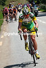 Floyd Landis has attacked on stage 17 of the 2006 Tour de France to Morzine