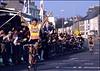TEUN VAN VLIET WINS A STAGE OF THE 1985 TOUR OF IRELAND