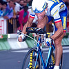 Thierry Marie in the 1991 Tour de France