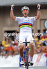 THOR HUSHOVD WINS STAGE THIRTEEN OF THE 2011 TOUR DE FRANCE