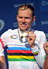 THOR HUSHIVD WINS THE ELITE MENS WORLD ROAD CHAMPIONSHIPS