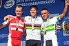 THOR HUSHOVD WINS THE ELITE MENS WORLD ROAD CHAMPIONSHIPS