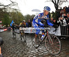 TOM BOONEN CHASES IN THE 2009 GHENT-WEVELGEM