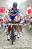 TOM BOONEN ATTACKS IN PARIS-ROUBAIX
