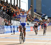 TOM BOONEN WINS THE 2008 PARIS-ROUBAIX