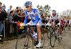 TOM BOONEN IN THE 2009 TOUR OF FLANDERS
