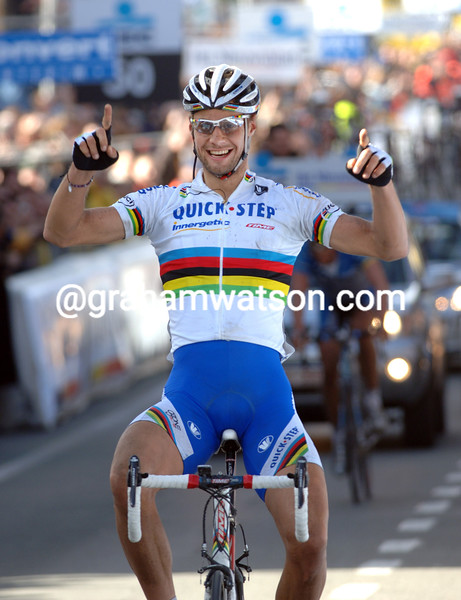 TOM BOONEN WINS THE TOUR OF FLANDERS