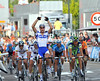 TOM BOONEN WINS STAGE SIXTEEN OF THE 2008 TOUR OF SPAIN