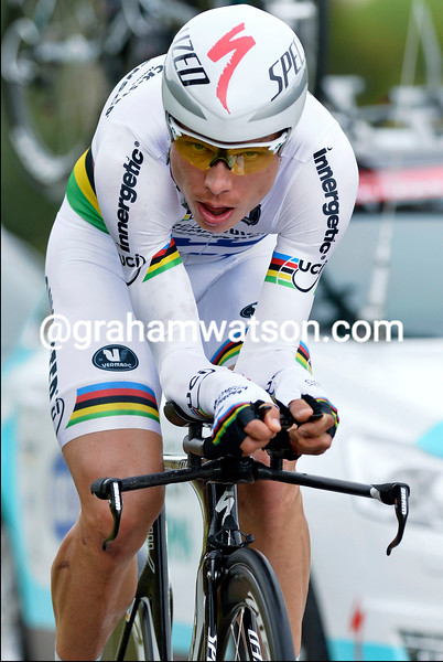 Tony Martin wins Stage 4 of the 2013 Tour of Algarve