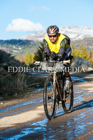 Repeat winner, Mathew Lee claimed another Tour Divide Race victory.