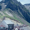 The 1991 Tour de France crosses the Col du Tourmalet