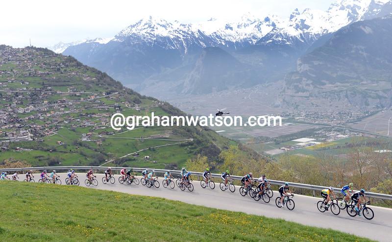 Tour de Romandie - Stage Four