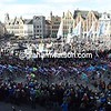 The start of the 2015 Tour of Flanders in Bruges